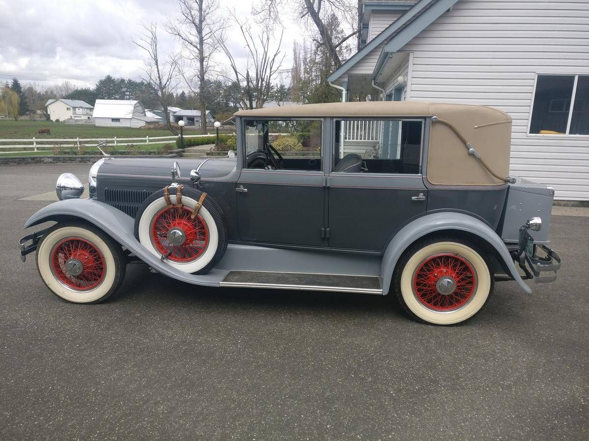 1929 Hudson Super Six for sale #2053266 - Hemmings Motor News ...