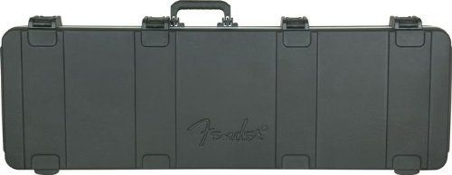 Fender SKB Molded J/P Bass Case by Fender. $103.88. The Fender Universal Precision/Jazz Bass Multi-fit Molded Case protects your precious axe from the rigors of the road. Travel with the peace of mind that a solid, reliable case provides. The Universal P/J Molded Case is constructed of road-rugged molded plastic. A reinforced metal frame, latches, and hinges are built to last, ensuring a lifetime of trouble-free use. The Standard Molded Case fits both Precision and Jazz bass...