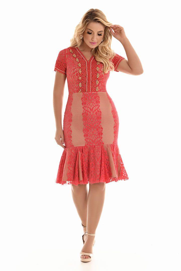 d3c76d9c6 Woman Verao 2018 - Fascinius Moda Evangélica   Vestidos   Vestidos ...