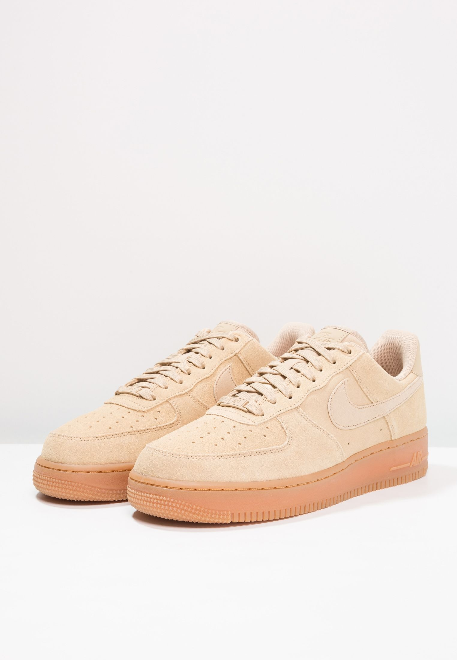 nike air force 1 suede mushroom medium brown ivory