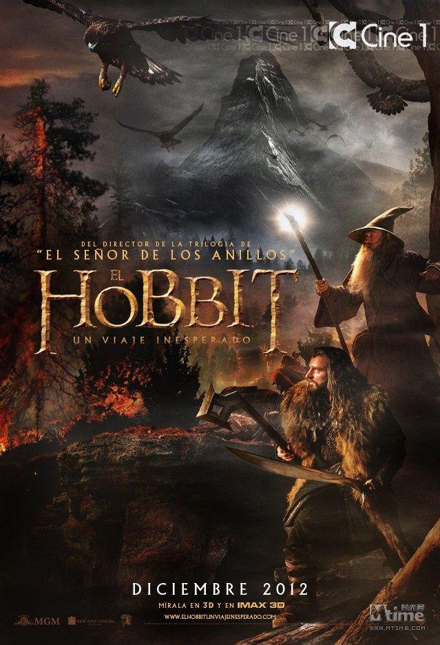 The Hobbit An Unexpected Journey Hobbit Cine El Senor De Los Anillos