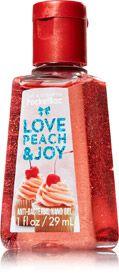Love Peach Joy Pocketbac Sanitizing Hand Gel Soap Sanitizer