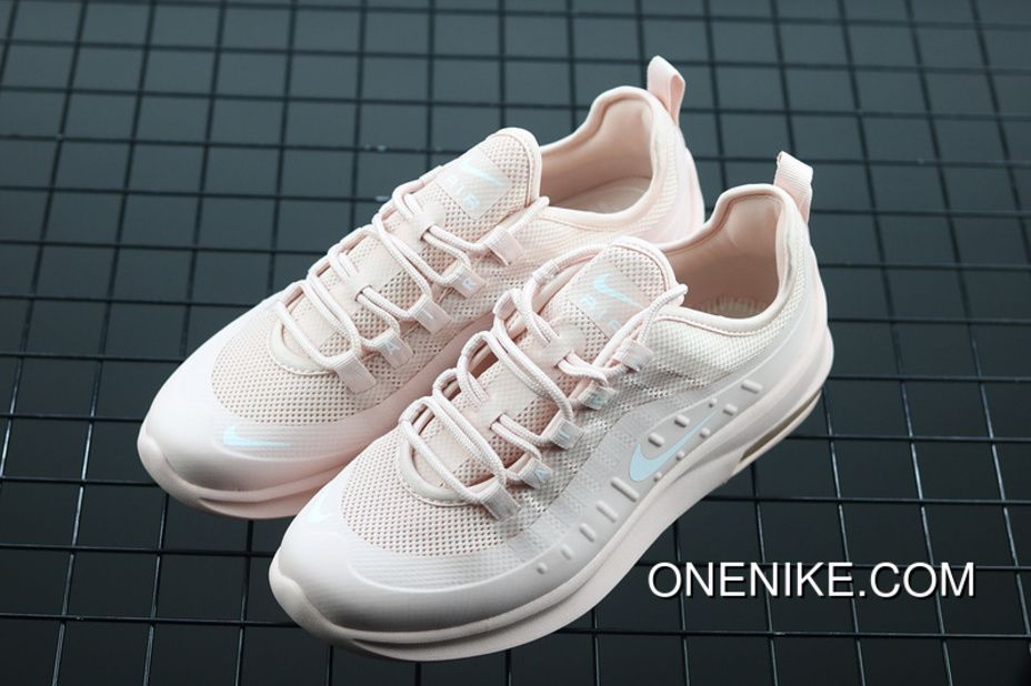 dd24600bd3 Nike Air Max Axis AA2168-610 Women's Casual Shoes Pure Pink White Copuon