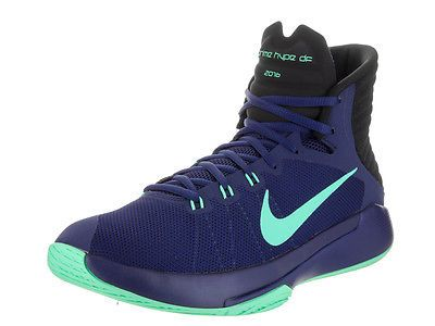 tenis de basket Nike Hyperdunk 2014 Escuro Azul / Amarelo 719550-470