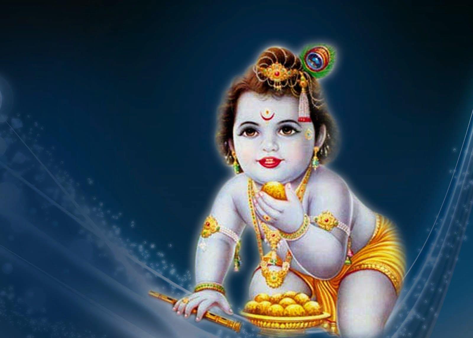 Lord shree bal krishna wallpaper beautiful hd wallpaper - Super Cute Images Of Bal Gopal Krishna Everyone Will Love