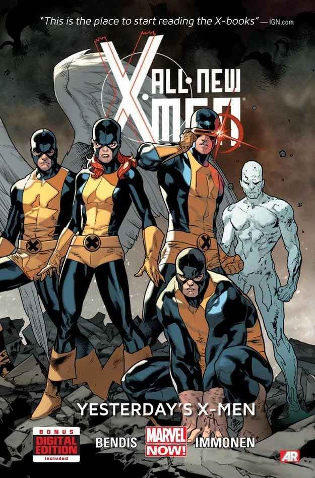 If You Want to Jump Into the Current Status Quo | 12 X-Men Books To Read If You Want To Try The Comics