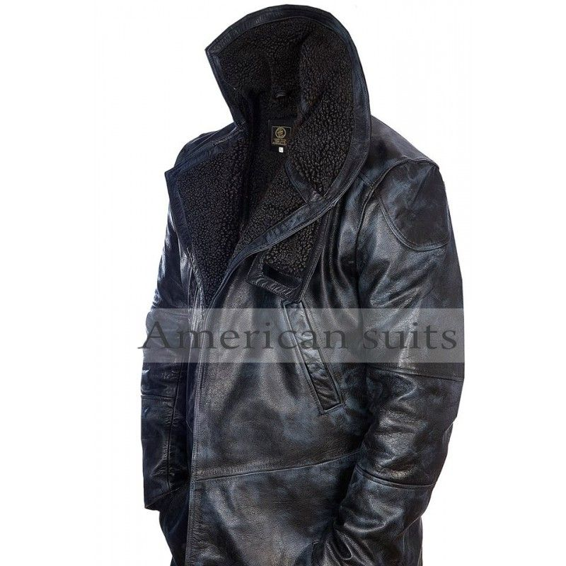 Blade Runner 2049 Ryan Gosling Leather Coat   Future style   Blade ... 09630e05ea9