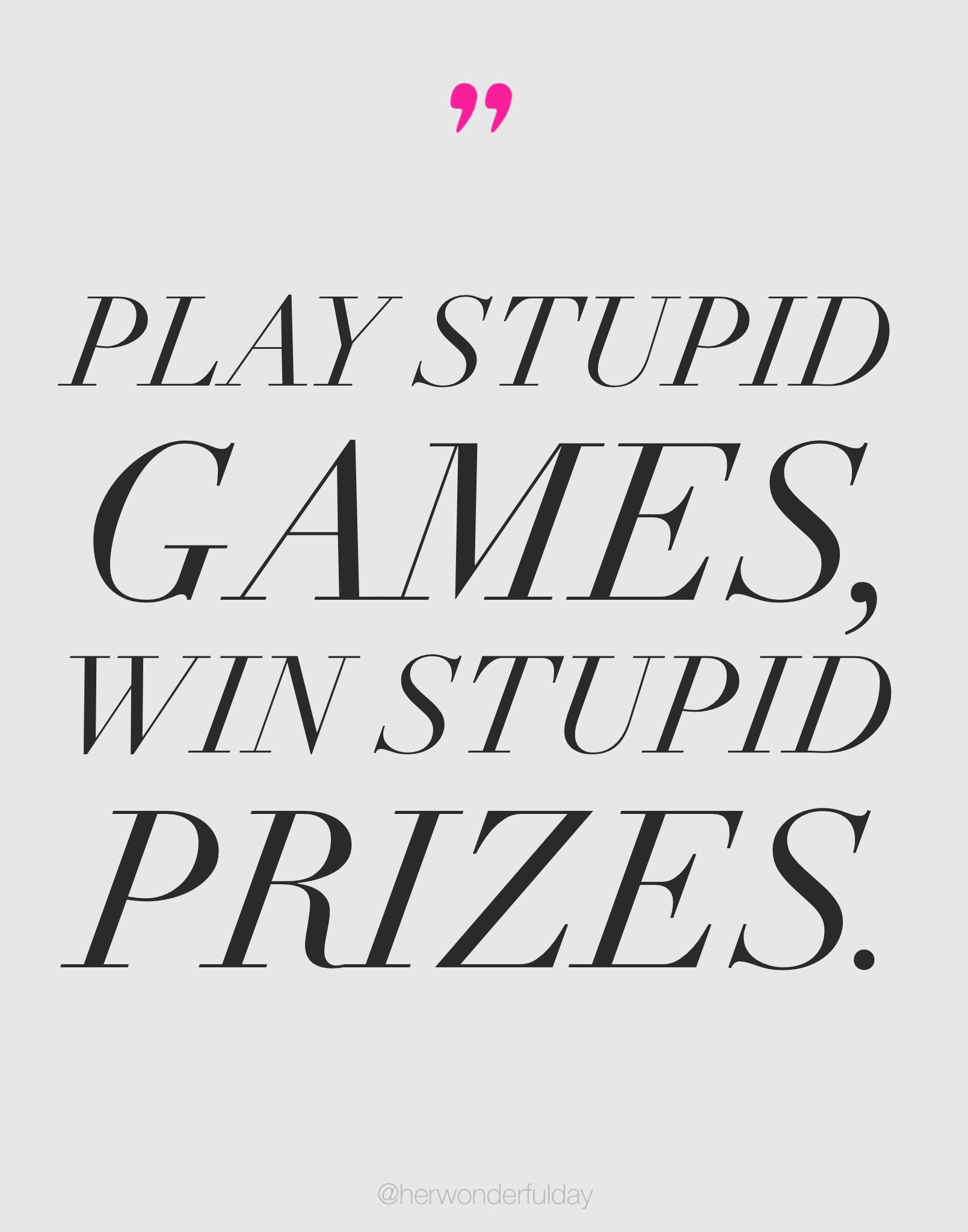 Play game to win prizes