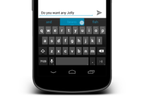 Pining for the newest version of Android on your smartphone? Get a taste by installing a copy of the Jelly Bean keyboard. Read this blog post by Nicole Cozma on How To. via @CNET