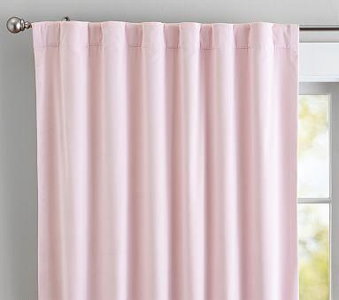 Velvet Blackout Curtain Blackout Panels Pink Velvet