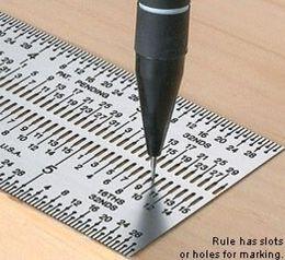 make ruler