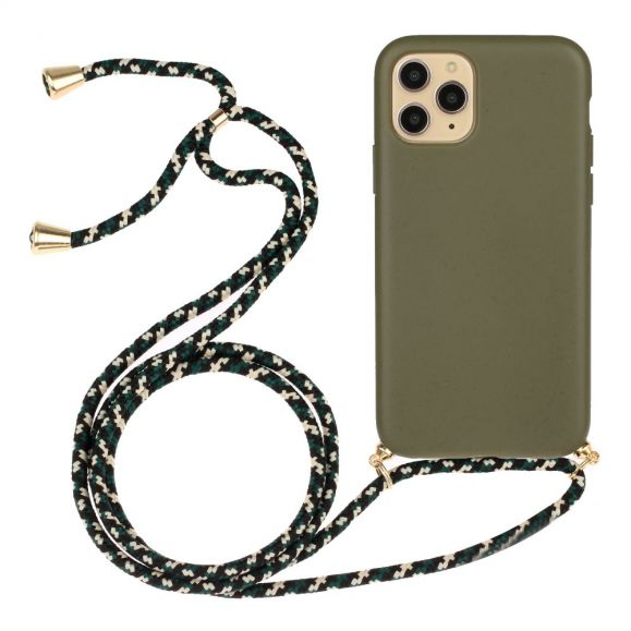 Coque iPhone 11 Pro Max avec cordon bandoulière