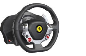 The Thrustmaster Tx Racing Wheel Ferrari 458 Italia Edition Is The First One Created Specifically For The Xbox One Ferrari 458 Italia Racing Wheel Ferrari 458
