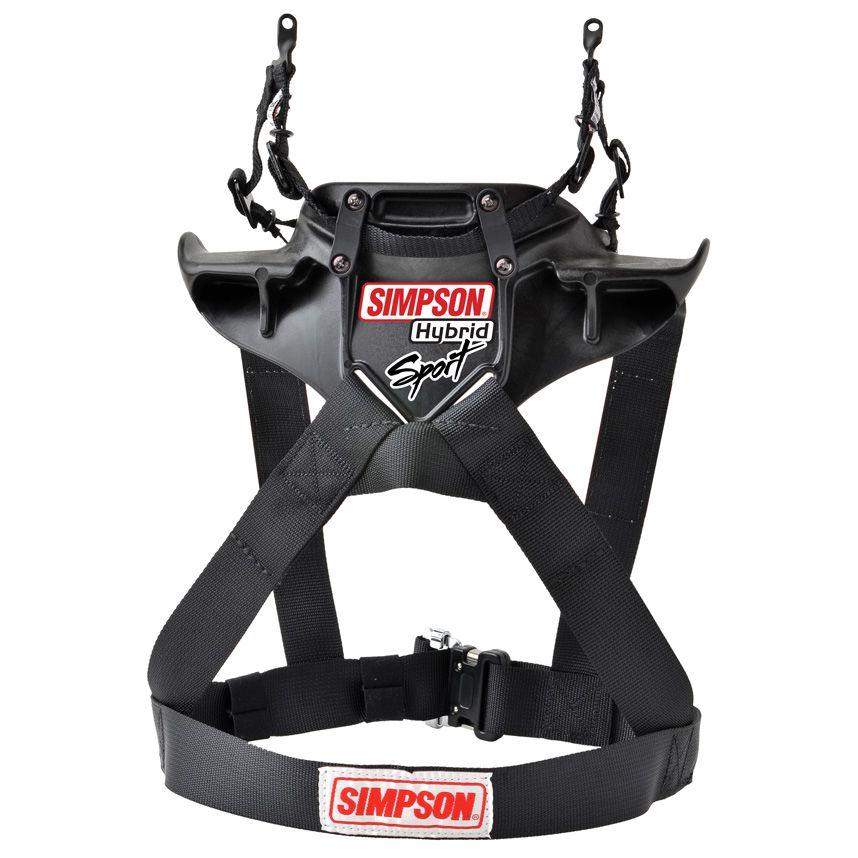 Simpson Hybrid Sport Head & Neck Restraint | Demon Tweeks