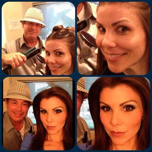 Heather Dubrow Tweets Makeup Free Real Housewives Free Makeup Make Up Tricks