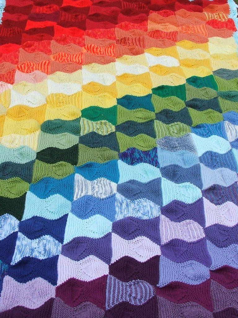 rainbow fish blanket | Blanket, Fish and Rainbow fish