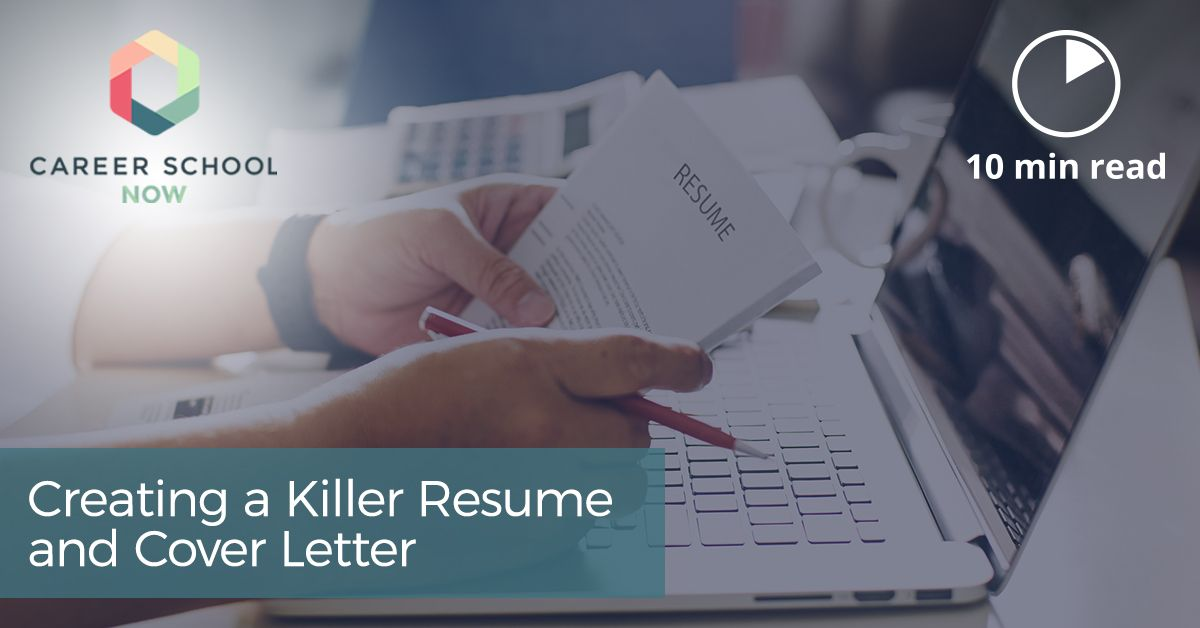 Simplifying the resume and cover letter process Career Now - cover letters read now