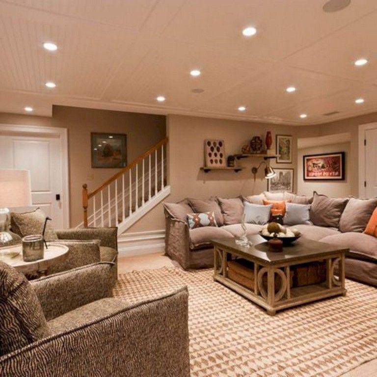 30 Cozy Living Room Design Ideas Basement Living Rooms Cozy Living Room Design Simple Living Room Designs