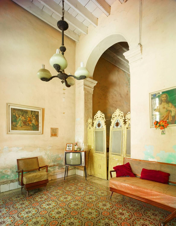 David Burdeny - Living Room, Havana, Cuba, 2014 | m a i s o n ...