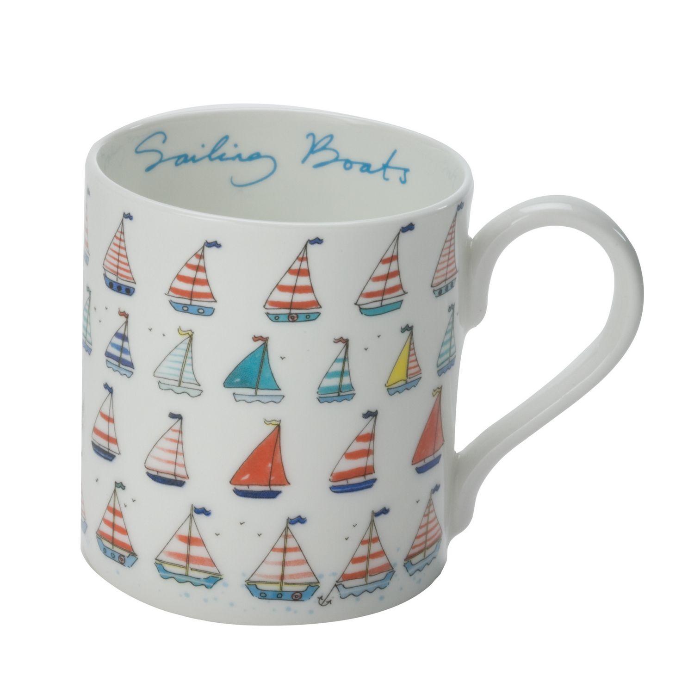 Mug  Sailing Boats From Sophie Allport