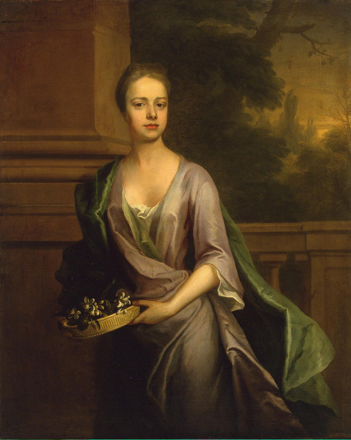 Portrait Of Woman Art 1 Painting