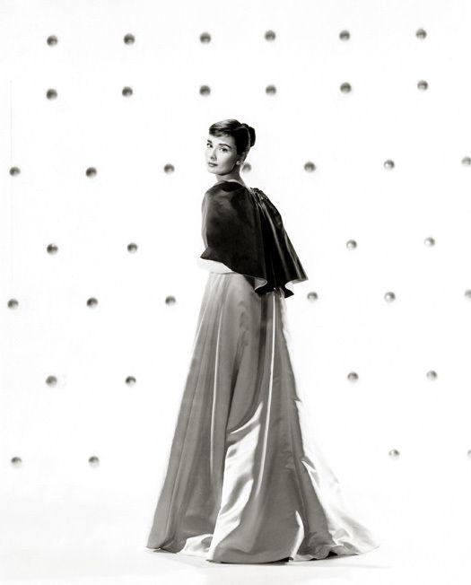 Иконы стиля ХХ века: Одри Хепберн