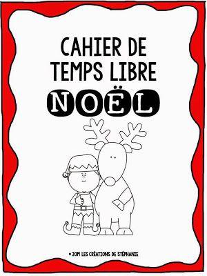 Cahier de temps libre de Noël   Pinterest   Noel, Navidad y Fieltro