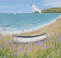 Coastal Portfolio | Lucy Grossmith | Heart To Art