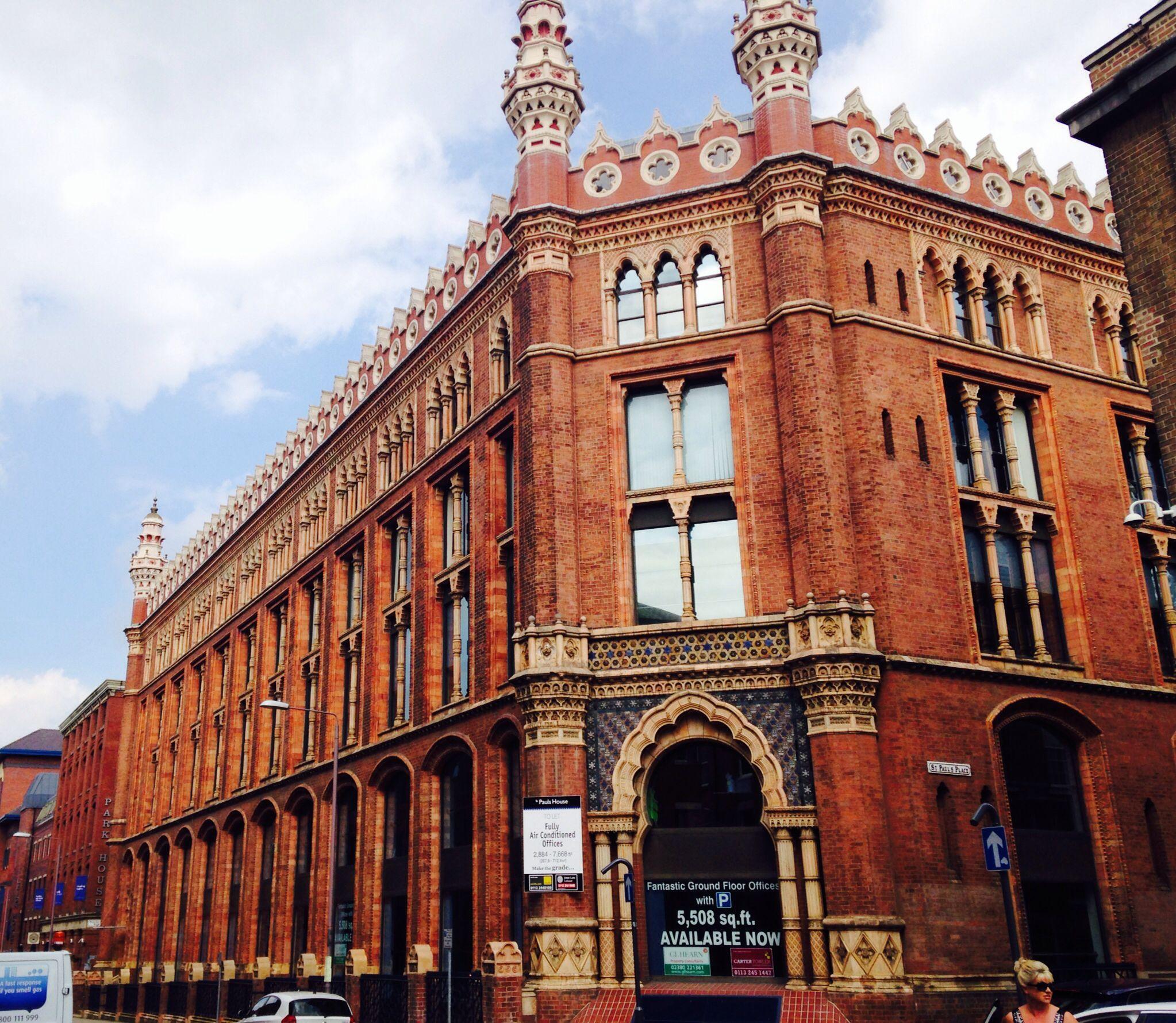 Pretty Building In Leeds