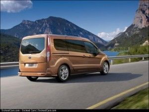 2013 Ford Transit Connect Wagon - http://sickestcars.com/2013/05/12/2013-ford-transit-connect-wagon/