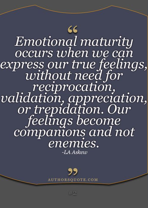 Validating feelings quotes and sayings