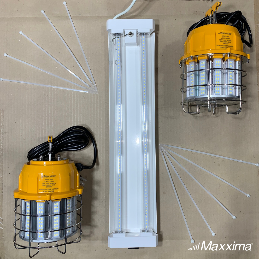 Led Work Lights Powerful Accessible Utilize In Your Job