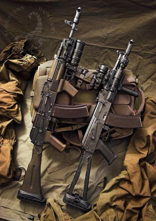 AK 5.45 Combo
