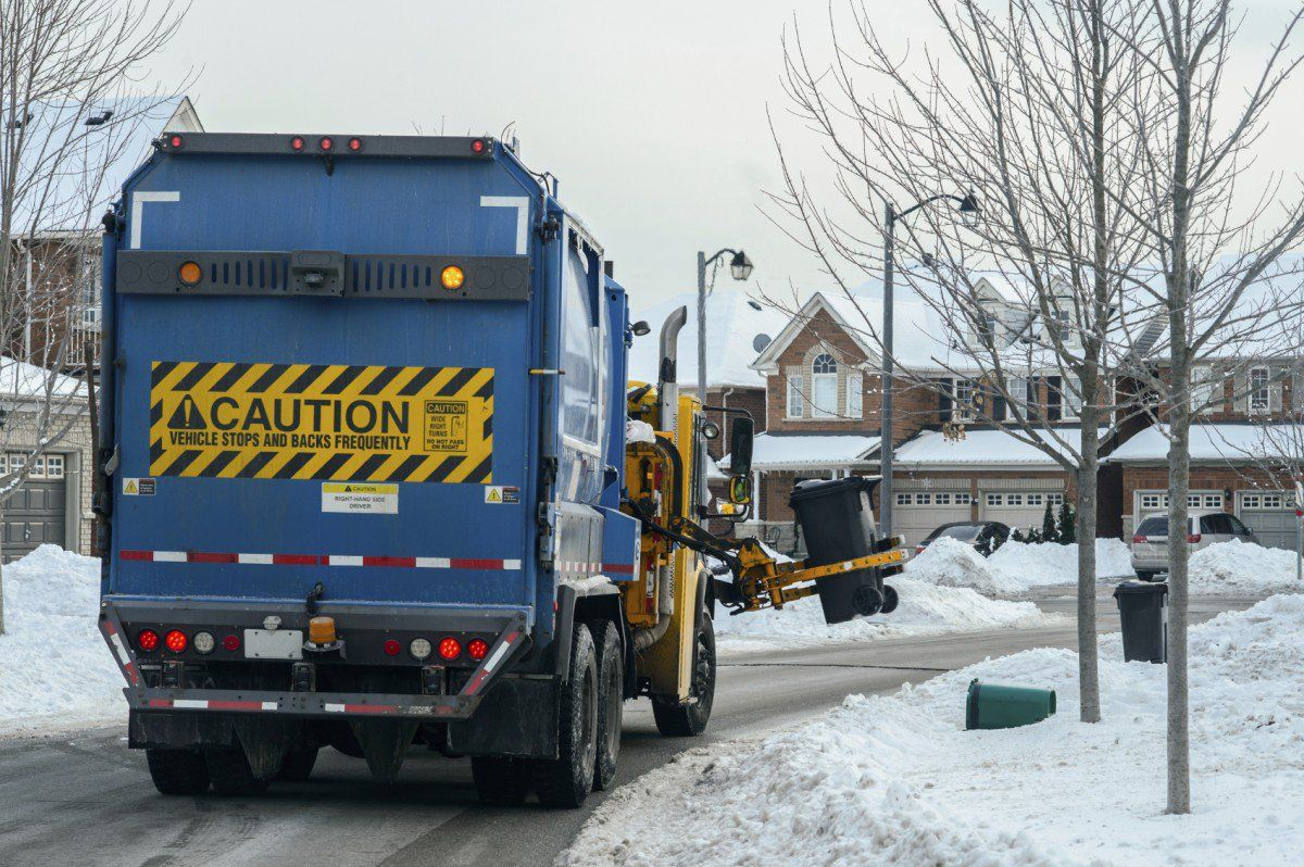 St Louis Garbage Truck Accident Lawyer Backover Fatalities