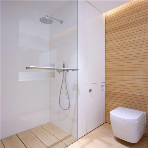 bois clair salle de bains - Caillebotis Pour Salle De Bain