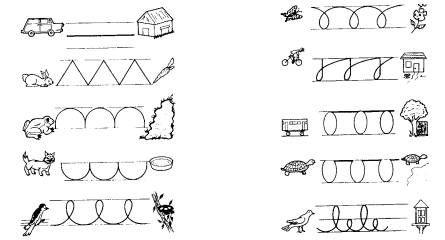 lineas para trazar preescolar imagui tareas de juan pinterest