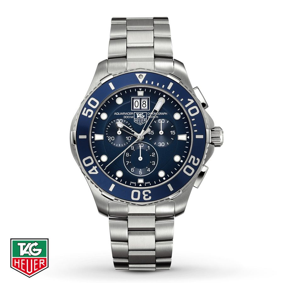 Jared TAG Heuer Mens Watch Aquaracer CAN1011BA0821 Present
