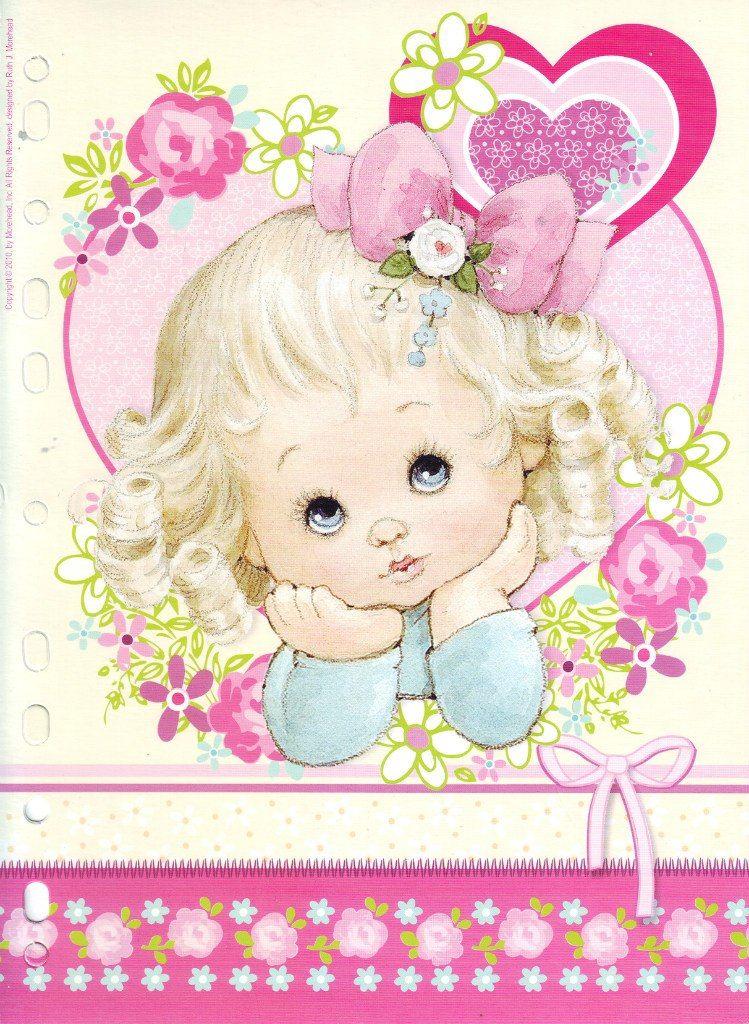 Открытки для малышек девочек