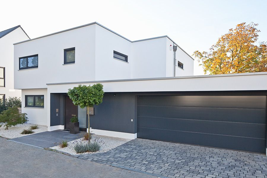 Hausbau modern flachdach  Haus Schönborn 3 | dom | Pinterest