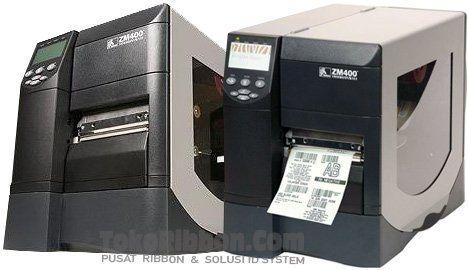 Jual PRINTER BARCODE ZEBRA ZM400 Harga Murah Garansi  Jual Printer