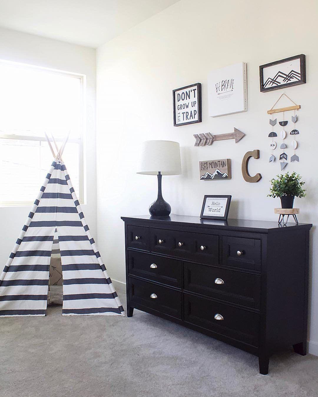 Summit Black Dresser Dressers