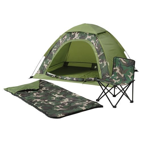 Timber Creek® Kidsu0027 Jr. Dome Tent Combo  sc 1 st  Pinterest & Timber Creek® Kidsu0027 Jr. Dome Tent Combo | trips vacations and ...