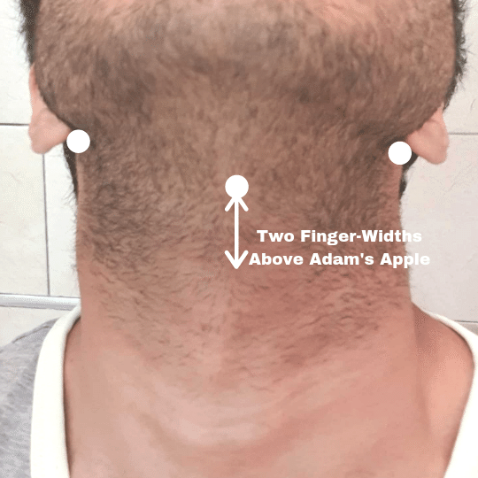 How To Trim A Stubble Beard Neckline To Perfection Ready Sleek Beard Neckline Stubble Beard Trimmed Beard Styles