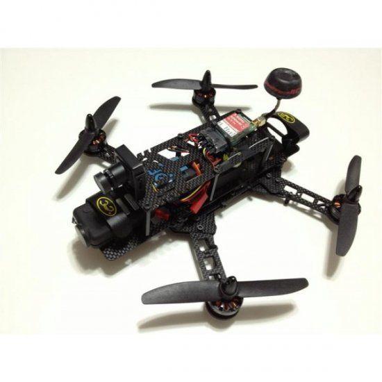 drone frames cf drq250 mini d carbon fiber