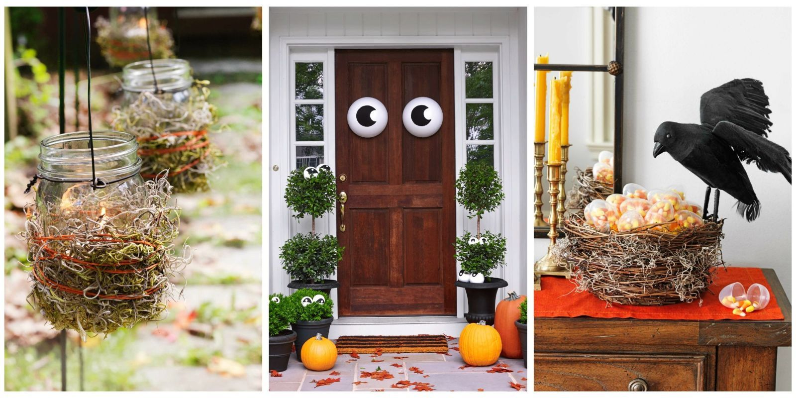 These festive tips and tricks will make your home the creepiest on the block.