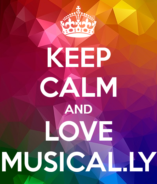 keep calm and love musically poster crystal keep calm