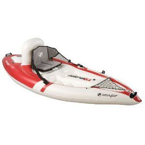 Sevylor QuickPak Coverless Sit-On-Top Kayak-  I love my new kayak so much.  I think I will name it Thor III.