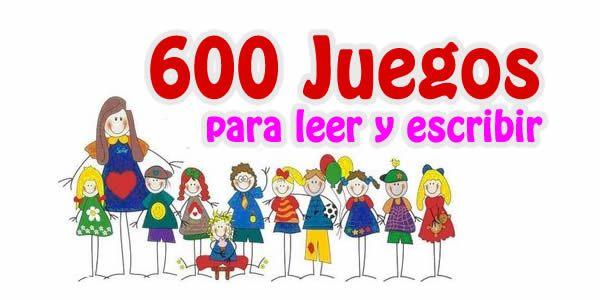 Descargar Gratis Libro Con 600 Juegos Para Ninos Y Ninas De Jardin Y