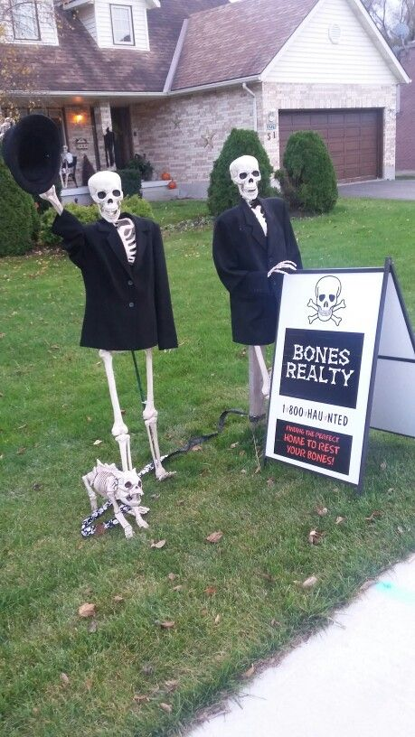 Hey man I wanna sell you some real estate! Have I got a plot for you! Ya, so it happens to be in a grave yard.  The neighbours are really quiet!