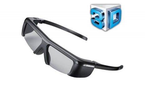 Mira cómo todo cobra vida con estas gafas 3D de Samsung http://bit.ly/FRXEIQ